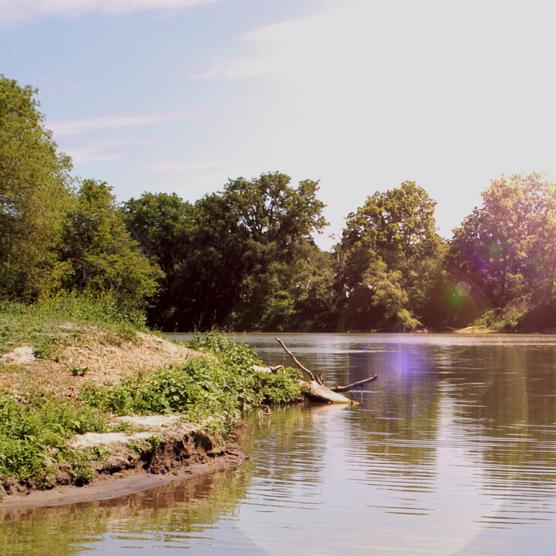Grand River, Ontario